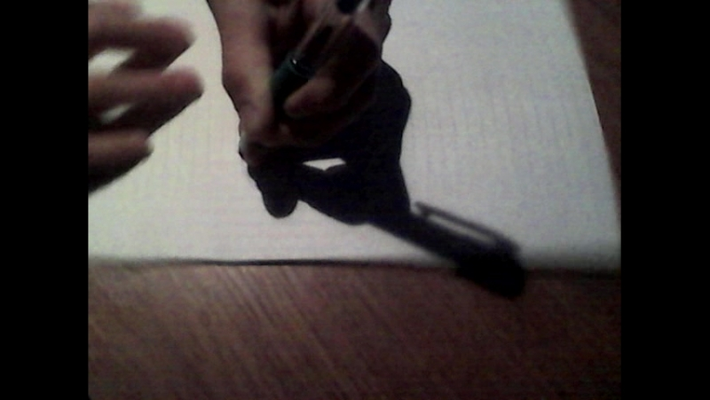 ЛайфХак с чертением круга без циркуля для рубрики Жени Белозёрова руки из попы