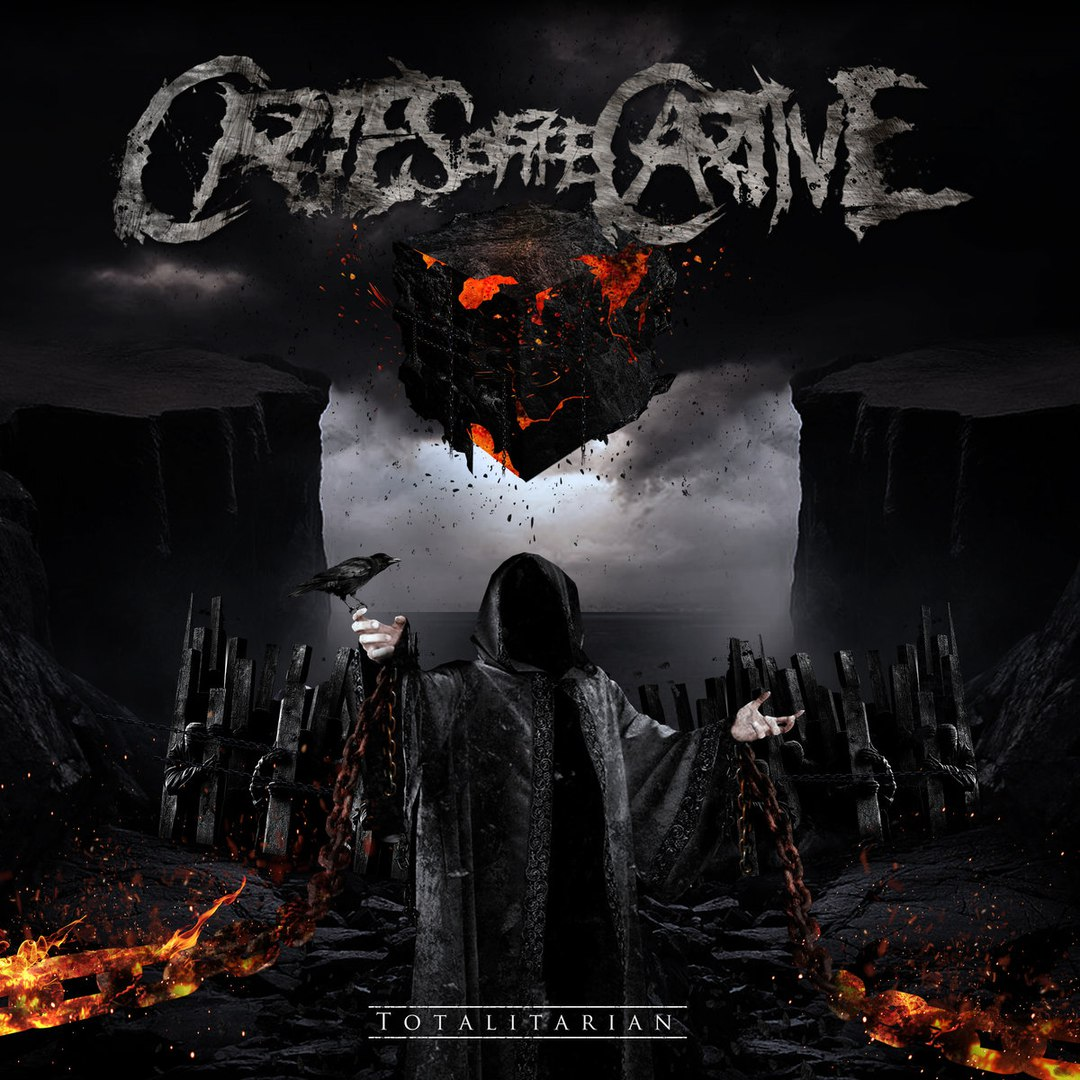 Cries Of The Captive - Totalitarian (2016)