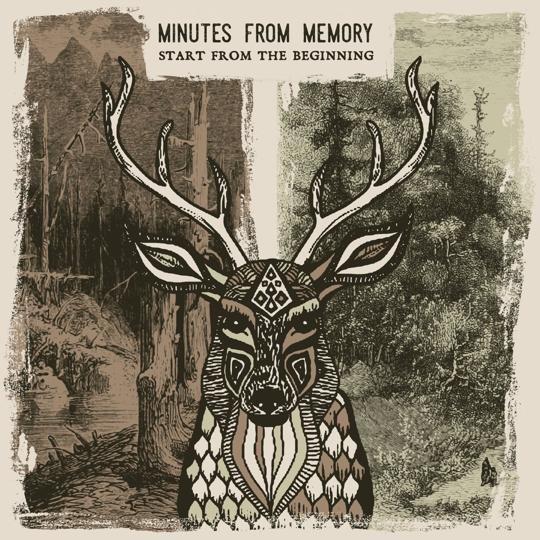 Minutes From Memory - Start From The Beginning [EP] (2016)