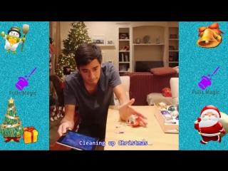 Christmas magic tricks 2016 from Zach King - Best magic tricks ever