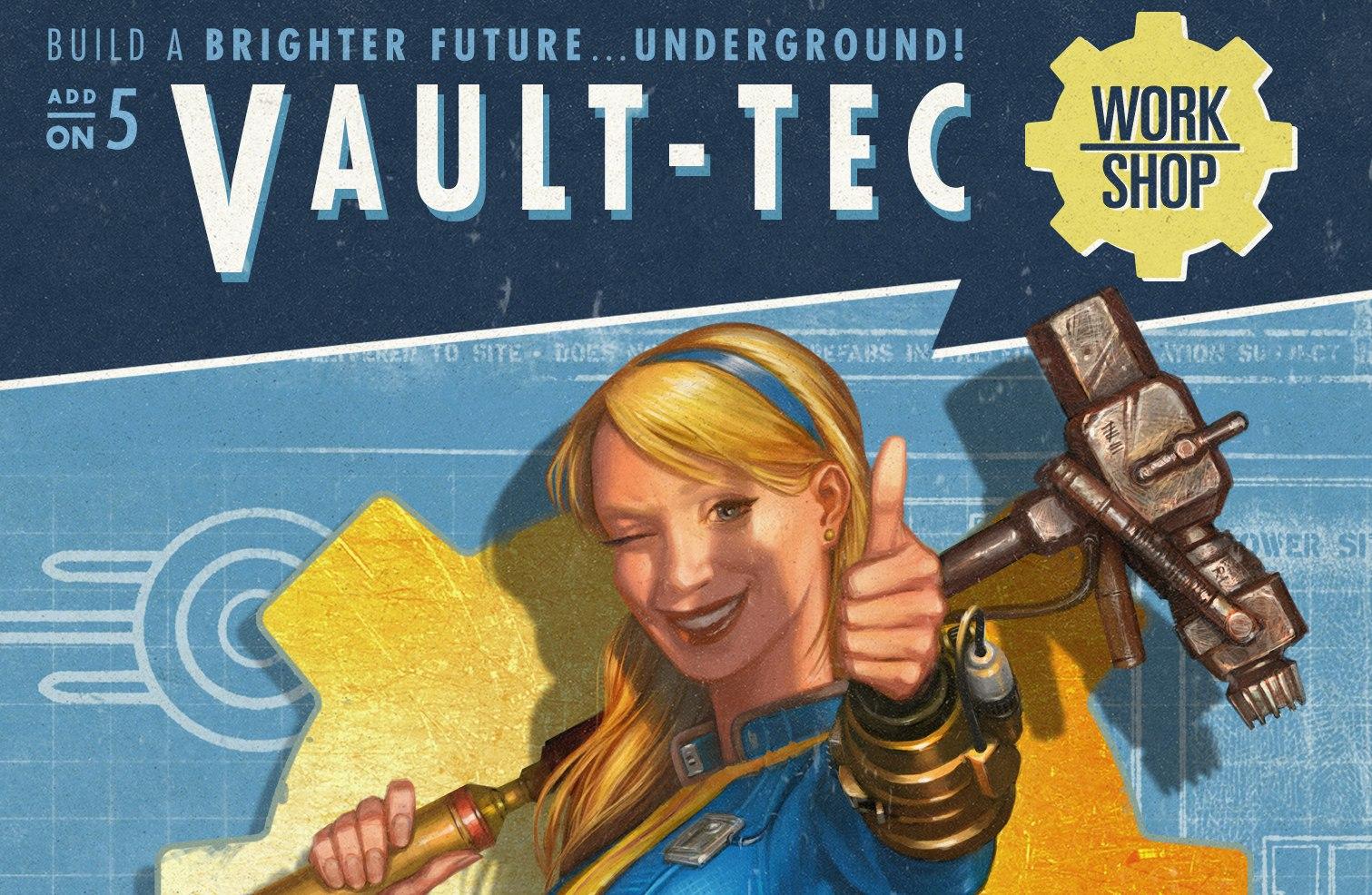 Слухи оказались верными, Vault-Tec Workshop пятое по счету DLC Fallout4 станет доступным 26 июля.