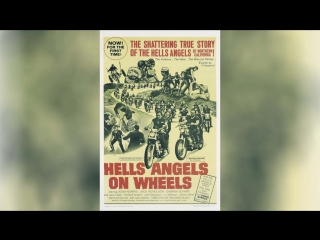 Stu Phillips Hells Angels On Wheels Original Motion Picture Soundtrack