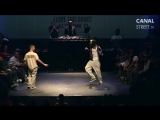 Dance battle- Majid vs Mamson - I Love This Dance 2012
