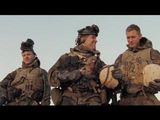 Ирак. Поколение убийц. Generation Kill. 2008 - 1 серия