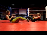 ФИТНЕС БАТЛ В ROCKY BOXING CLUB