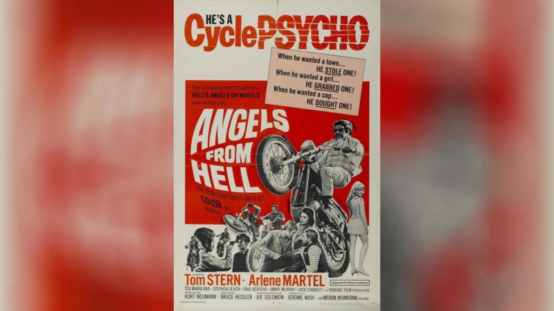 Ангелы из ада (1968) | Angels from Hell