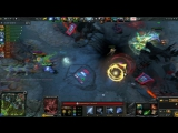 Final fight by NaVi vs LGD @ game2