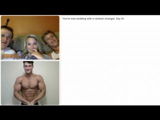 Aesthetics on Omegle 5 (Girls Reactions)