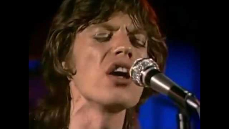 THE ROLLING STONES - I GOT THE BLUES (live)