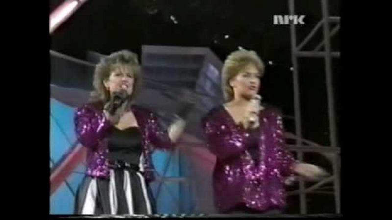 Esc 1985 - Bobbysocks - La Det Swinge (NRK Broadcast)