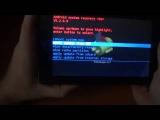 МегаФон Login 3 hard reset, сброс настроек