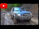 ► Горные реки Карпат (Nissan Patrol, Toyota Land Cruiser 80) - Off-Road 4x4