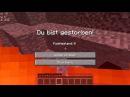 Minecraft Ausraster