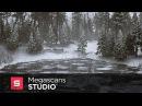Megascans Studio UE4: Creating Ice and Snow