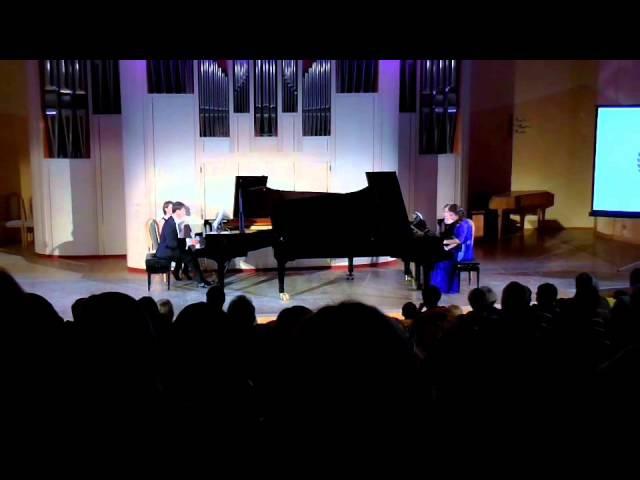 Alexander Sinchuk / Daria Siluyanova - S. Rachmaninoff, Symphonic Dances, Op. 45, Mvt.3
