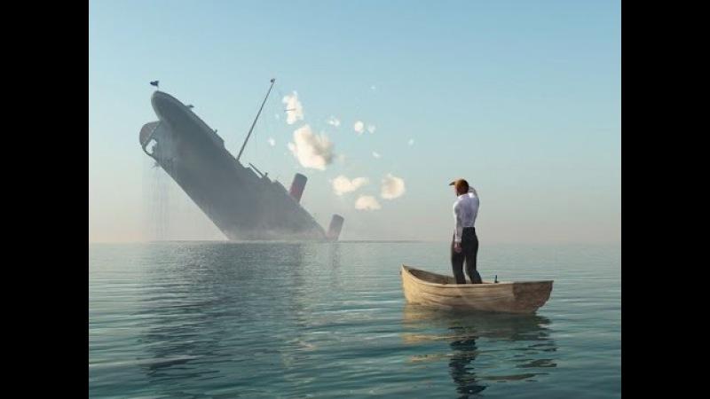 10 крушений кораблей снятых на видео10 wrecks of ships captured on video