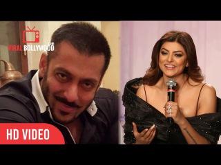 GO Salman Go Sush | Sushmita Sen on Marriage Question