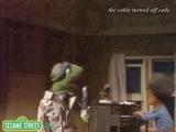 Kermit's pumped up kicks.
