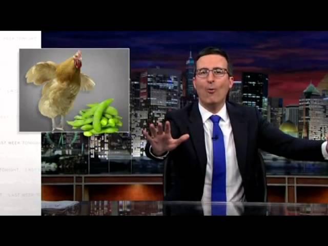 Троллят Россию за запрет ввоза курятины и бобовых из США. перевёлиозвучил Андре...