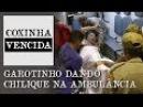 Anthony Garotinho dando chilique na ambulância - VÍDEO COMPLETO