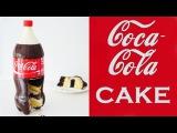 COCA-COLA CAKE How To Cook That Ann Reardon 3D Coke bottle Cake