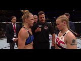 Holly Holm vs Valentina Shevchenko highlights