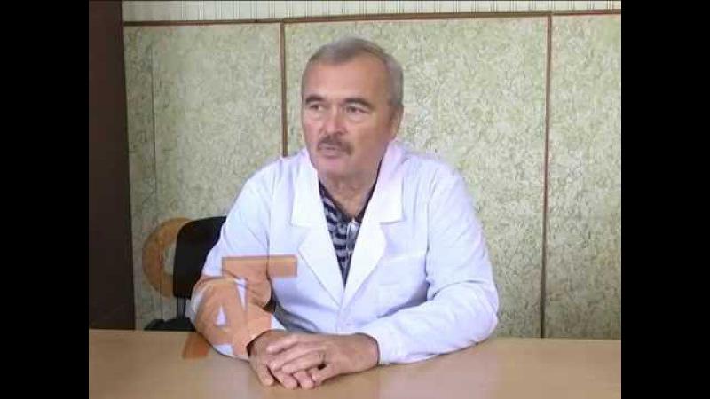 Отравление грибами в Славянске - 06.10.2016