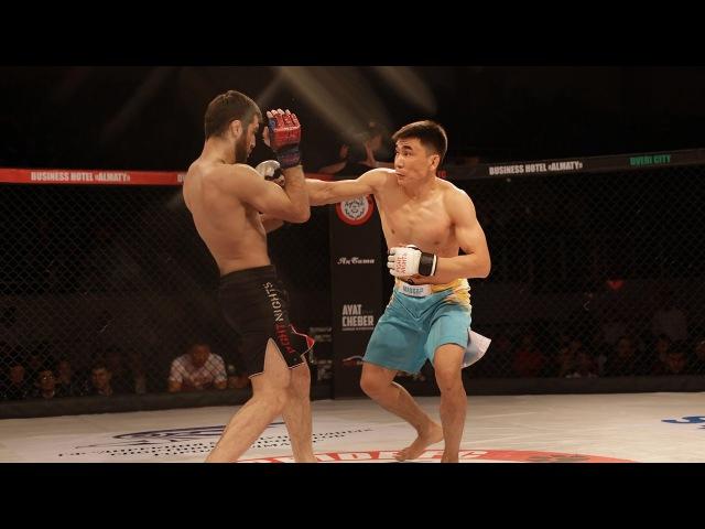 Мурат Бахторазов (Казахстан) vs Али Мамиев (Россия)