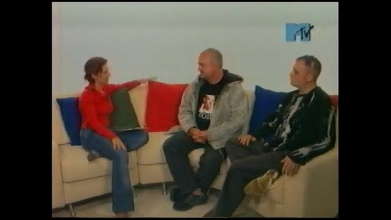 Coil Любимые Клипы Favourite Videos ~ MTV Russia 2001