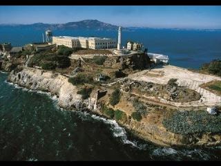Тюрьма Алькатрас США