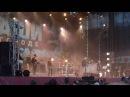 ДДТ - Рок-н-ролл мертв (Аквариум cover) Наши в городе 04.06.16 СПб Дворцовая
