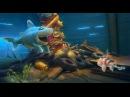 Видео к мультфильму «Морская бригада» (2011): Трейлер (дублированный)