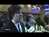 Jesse Eisenberg To Rome with love INTERVIEW