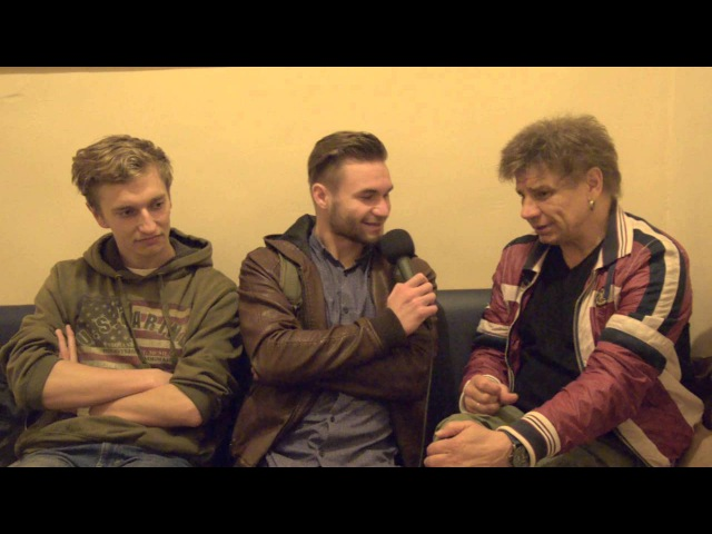 Интервью с лидером группы Табула Раса (Олег Лапоногов)