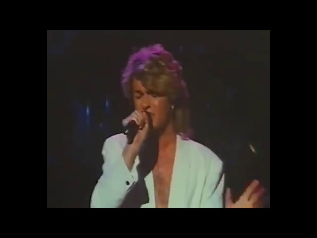 George Michael Wham - Careless Whisper (Live In China 1984)