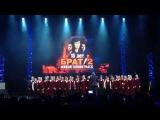 Большой детский хор имени Попова  Искала (Брат-2 OST  Земфира) @ Крокус Сити Холл, 19.05.2016