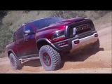 RAM Rebel TRX Concept 575hp - Offroad Monster!!!