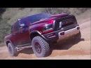 RAM Rebel TRX Concept 575hp - Offroad Monster