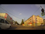 Лысьва. Укладка асфальта на ул. Смышляева 03.08.2016