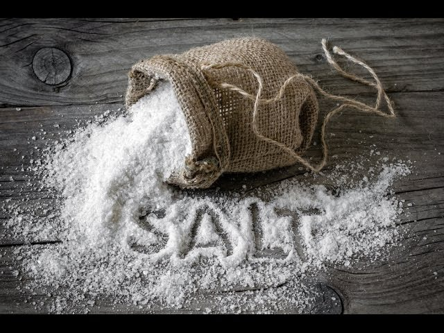 С В Савельев влияние соли на человека