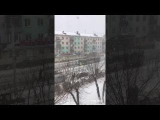 20/02/17 перед угоном служебного УАЗа