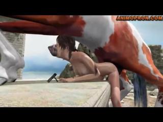 Lara with horse 2_EP4 (bonus scene) 480p