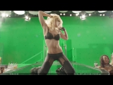 Jessica Alba Green Screen Strip [HD 1080p]