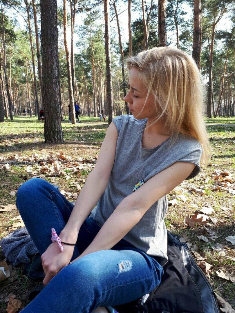 Анна Шевцова - фото №1
