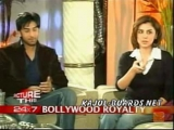 Ranbir and Neetu Kapoor with Anupama Chopra - 1