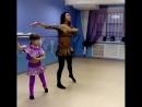 "Rensta Repost @bellydance_diva_di via @renstapp ··· "" Вот так проходят наши индивидуальные занятия с детками, разучиваем тане"