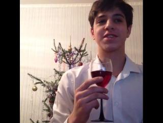 Дорогие Макс, Юля и вся семья MDart! С Новым годом!