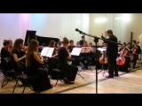 6- Антонин Дворжак. Серенада для струнного оркестра E-dur, op. 22 (1875), части 4, 5 (см. начало части 1, 2, 3).