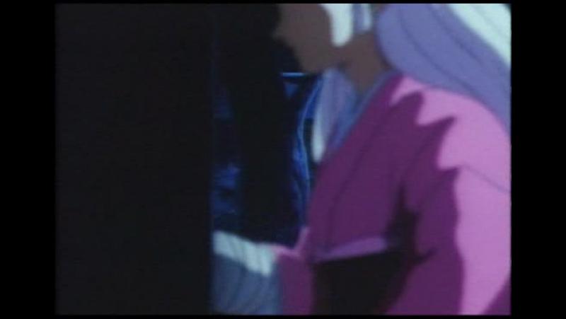 Полнометражное аниме Лес русалок. (Мистерия, фэнтези, ужасы, драма, Япония, 1991)