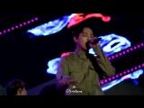 28.10.16 인천대교 웃음희망 콘서트 B.A.P - Youg, Wild & Free ( Himchan Focus )